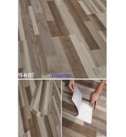 Mẫu sàn nhựa bóc dán vân gỗ 07