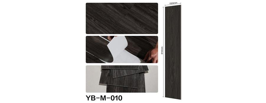 Mẫu sàn nhựa bóc dán vân gỗ 10