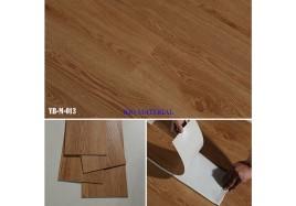 Mẫu sàn nhựa bóc dán vân gỗ 13