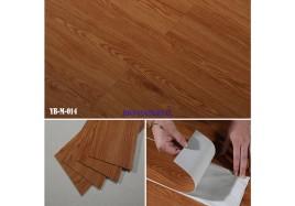 Mẫu sàn nhựa bóc dán vân gỗ 14