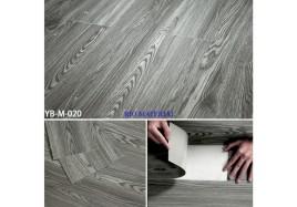 Mẫu sàn nhựa bóc dán vân gỗ 20